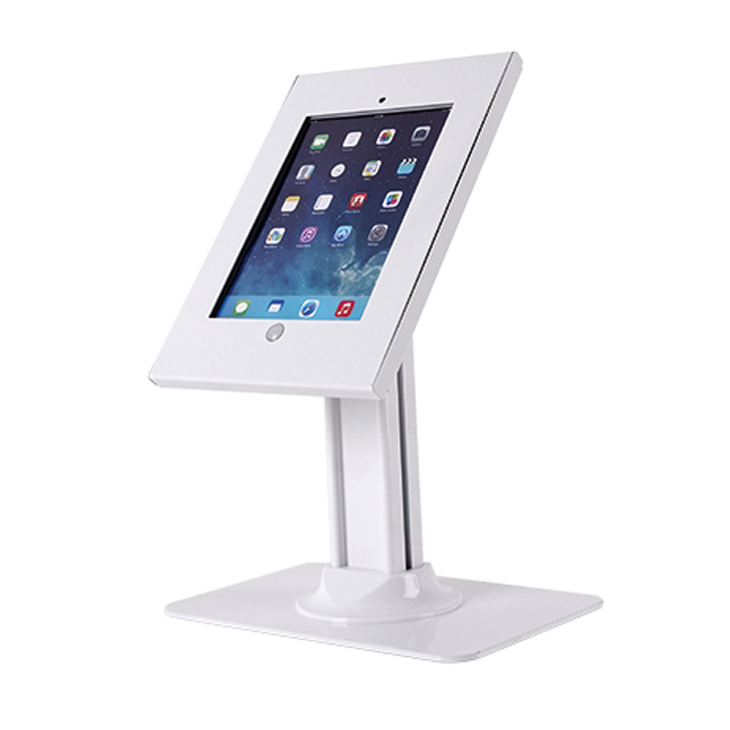 Secure Ipad Counter Stand White P N 11161