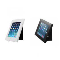 cs2-iPad Enclosure with Wall and Desk Mount