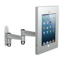 iPad Anti Theft Wall Mount Silver (PN11178)